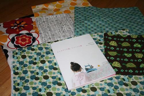 Spring sewing