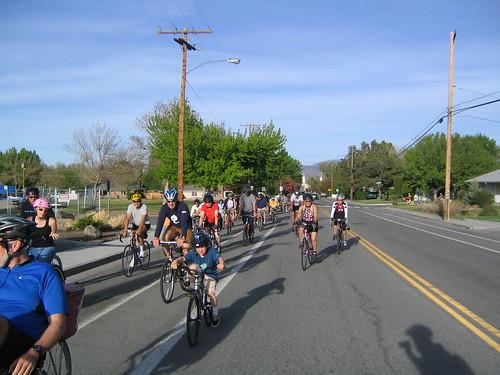 Bike to Work Week Social Ride