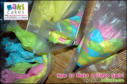 Lollipop Swirl How To - Maki Cakes
