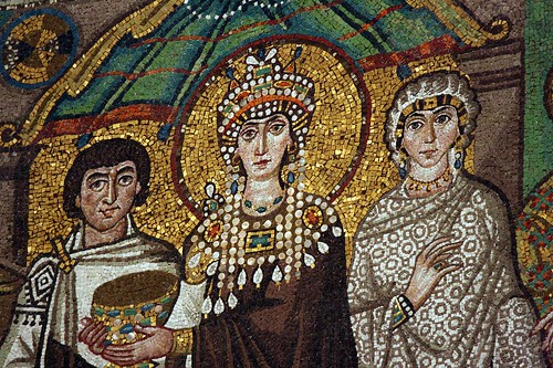 Empress Theodora by Sacred Destinations, on Flickr