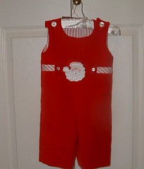 Another Santa Clause Jumpsuit