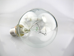 The incandescent light bulb