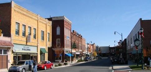 Downtown Asheboro, NC
