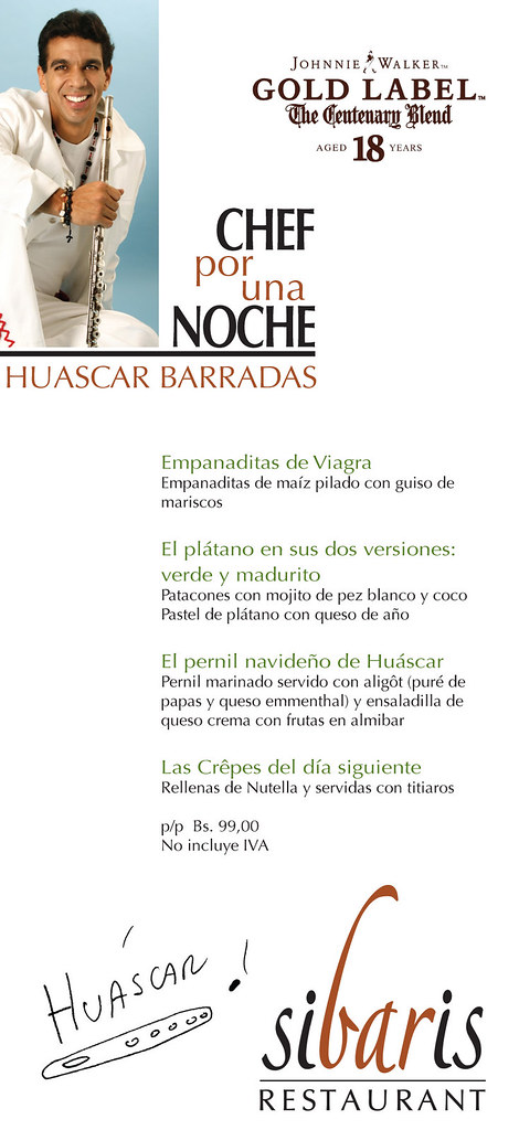 GUASCAR BARRADAS SIBARIS
