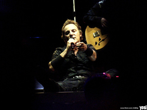 Bruce Springsteen - foto: andres.moreno, flickr