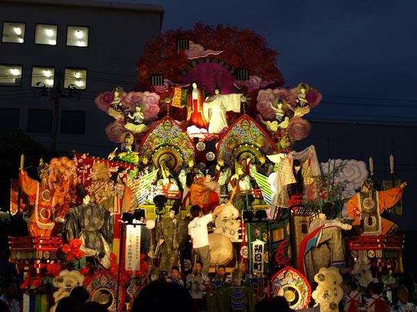 2008_八戸三社大祭_朔日町