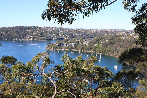 Sugarloaf bay, Middle cove, Sydney