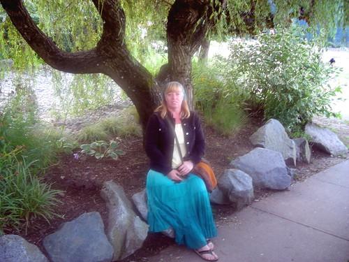 Debbie at Harrison