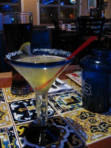 Margarita Monday at Chili's