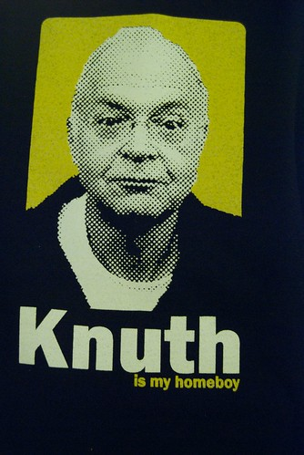 Knuth is My Homeboy!