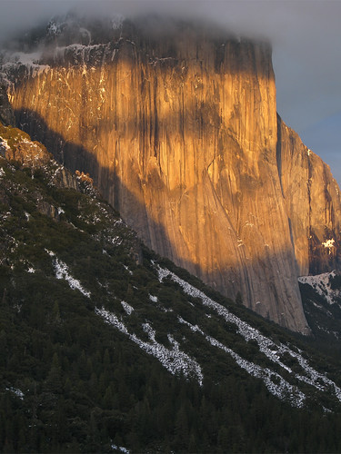 Day 05 - El Capitan Sunset