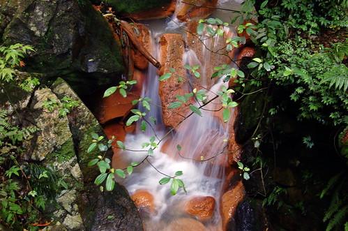 Jyuansih Waterfall