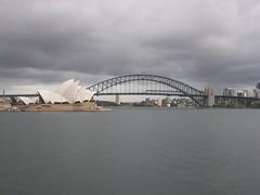 The Opera House and Bridge