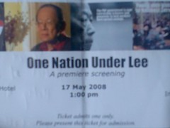 One Nation Under Lee