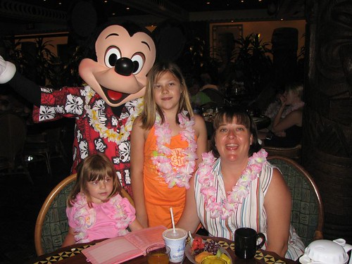 Mickey and the Girls