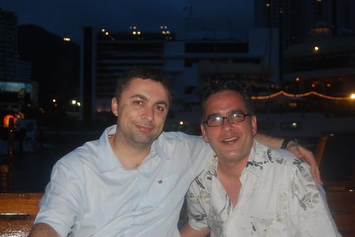 Wayne-o and Benny
