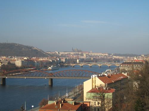 Prague Bridges and Prague Castle