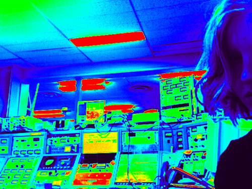 Night shift vision. Photobooth is so much fun, especially at 2 am.