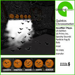 GREENE concept Halloween Special Chronometer