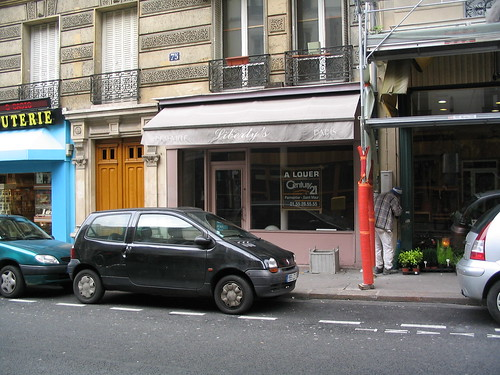 Le local du 75 rue Oberkampf 75011 Paris