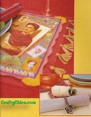 Frida Fiesta Placemat