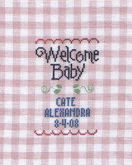 LK welcome baby Cate