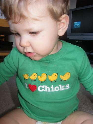 """I <3 Chicks"""