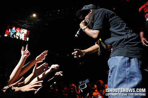 Nelly & Murphy Lee @ the Chaifetz Arena -- 2008.08.30