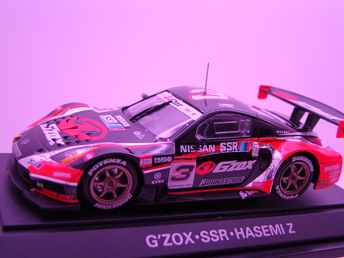 Ebbro Super GT Fairlady Z