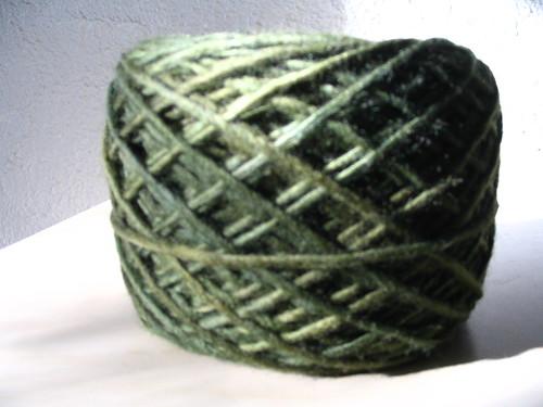 Green Malabrigo