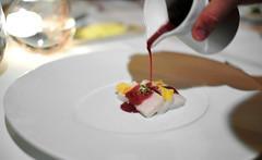 5th Course: Escolar (Chef's Tasting)
