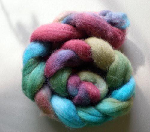 spinning fiber