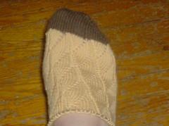 Nanner Socks - Sock 1 Foot
