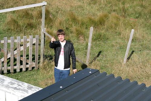Henning peker finger