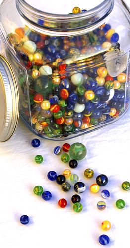 1000 marbles - a story