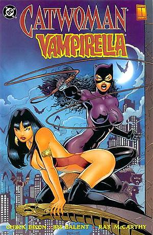 Huéleme abajo con Catwoman, un cómic mediocre para tener el apoyo de D.C.