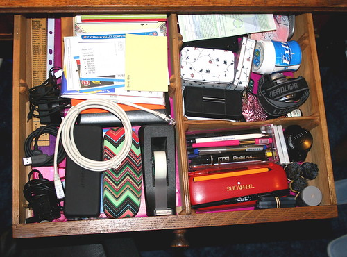 Dying for a tidy drawer