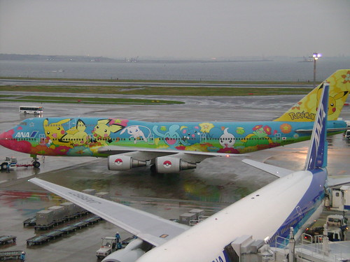 Pokemon Plane :)