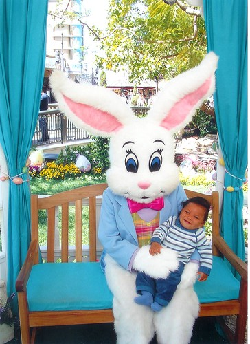 Oliver & The Easter Bunny