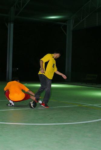 Team Ayam 25 June 2008