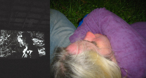 20080702 - X-Day at Brushwood - 160-6041-diptych-160-6043 - Carolyn passed out during Dead Man - please click through to leave a comment on FlickR