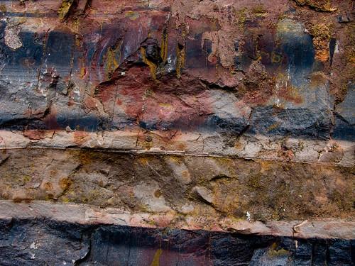 Stone Wall - Layers