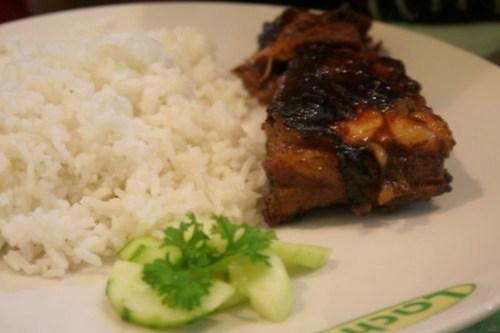 Unforgettable Pork Ribs at Lachi's