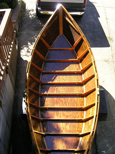 Drift Boat Refinishing Project
