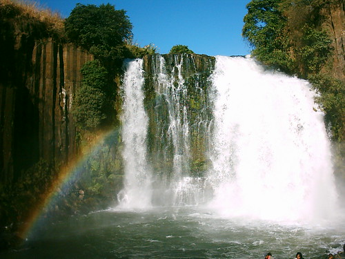 Chute de la Lily - Lily waterfall