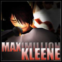 Maximillion Kleene on Caer Blanco