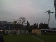 Portland Tram and OHSU