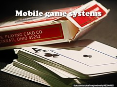 Mobile game systems
