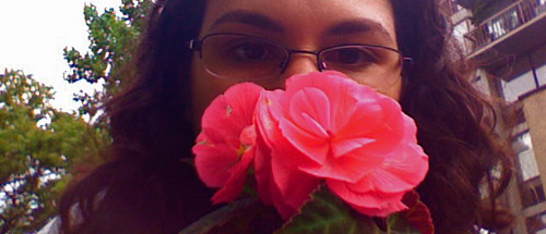 Me and My Begonia