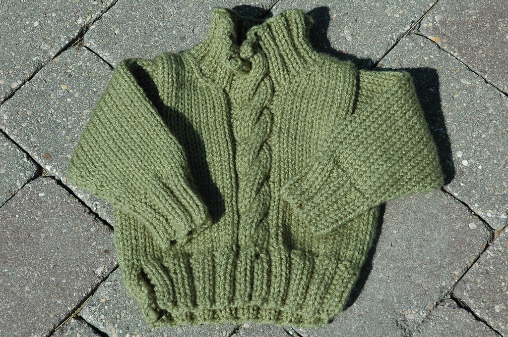 Kai Cable Sweater